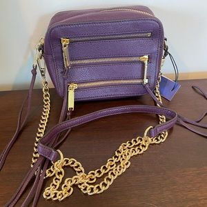 New with tags Rebecca Minkoff crossbody.